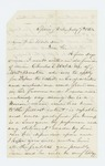1863-01-02  Lot M. Morrill and others recommend Captain Whiting Clark for Major