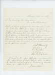 1863-01-12  Charles Emery and others recommend Captain Whiting S. Clark for promotion to Major