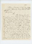 1863-02-01  Colonel Chaplin reports to Governor Coburn on the sanitary condition of the regiment and recommends promotions