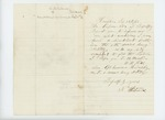 1863-02-12  N. Whitmore of Hampden requests an artillery commission