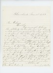 1863-03-16   A. Smith recommends Charles S. Patten for promotion