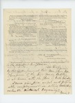 1863-06-03  Albert Ellis offers employment to Thomas M. Thompson, who lost both hands in battle, and to other disabled veterans