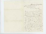 1863-07-01 S.B. Morison recommends Lieutenant M. M. Fuller be transferred to a garrison guarding Fort Knox