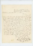 1863-07-03  Colonel Daniel Chaplin and Captain W.S. Clark recommend Corporal Charles Sawyer for promotion