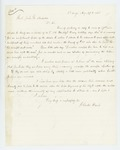 1863-08-29  Charles Davis replies to Adjutant General Hodsdon about bounty payments
