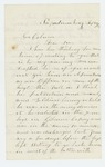 1863-09-20  O.W. Haynes requests a commission for his son Asbury F. Haynes