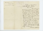 1863-10-09  William H. Stewart requests a position in a battery regiment