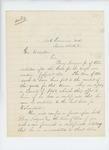 1863-12-14  Captain Zemro A. Smith requests a copy of Benjamin Frazier, Jr. enlistment certification
