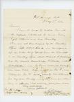 1864-01-07  Captain Mayo forwards the triplicate enlistments of nine men