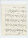 1864-01-20  Captain Samuel W. Daggett requests position as Major