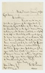 1864-01-22   E. Pierce and others recommend Corporal George H. Oakes for promotion