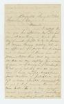1864-01-23  Davis R. [?] recommends Captain Crossman for promotion