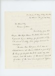 1864-01-30  Colonel Thomas H. Talbot recommends Sergeant Morton for promotion