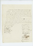 1864-02-29  Caleb Whitaker and others request commission for Llewellyn Lincoln