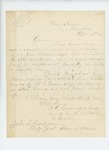 1864-04-22  Captain F.A. Cummings requests bounty payment for Horace Buckly and Hezekiah Moore