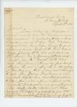 1864-04-23  Captain F.A. Cummings forwards his photograph to Adjutant General Hodsdon