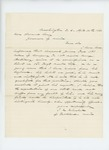 1864-04-30 J.R. Kimball recommends Corporal James McKellar for promotion