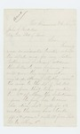 1864-05-13  Corporal Augustus P. Nash requests help in obtaining state aid for his family