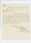 1864-06-10  Colonel Chaplin writes regarding the list of killed and wounded at May 19 battle