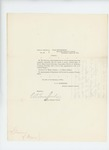 1864-08-02  Special Order 257 appointing Private R.W. Thing to the US Colored Troops