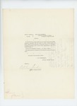 1864-08-02  Special Order 257 appointing Private H.M. Blaisdell to the US Colored Troops