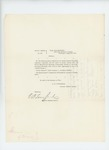 1864-08-02  Special Order 257 appointing Private Edward F. Little to the US Colored Troops