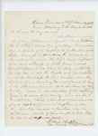1864-08-12  Colonel Chaplin recommends Private A.S. Adams for chaplain