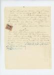 1864-08-17  Charles Merrill, MD, certifies the death of Seward Tucker at Springfield