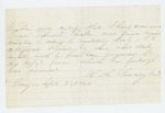 1864-09-21  Dr. H.H. Seavey certifies that Private Tucker is unable to return to duty