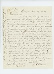 1864-11-14  C.P. Brown forwards request for state bounty on behalf of Laura Vickery, widow of Leander Vickery