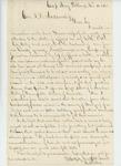 1864-11-20  Captain Hugh F. Porter writes concerning favoritism and sectionalism in the regiment regarding promotions
