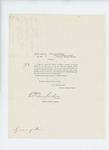 1864-11-23  Special Order 413 honorably discharging Lieutenant Henry E. Sellers from service