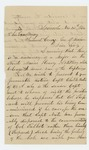 1864-11-25  William Hersey, John F. Nute, and F.E. Nute write Governor Cony regarding promotion for Captain Charles W. Nute and Colonel Shepherd's dislike