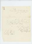 1865-01-13  Major Zemro A. Smith forwards the regimental history as of December 1864