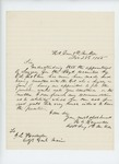 1865-02-28  Dr. H.A. Reynolds requests surgeon's position in Colonel McClure's regiment