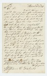 1865-03-11  William D. Fickett asking about his son Campbell A. Fickett, presumed dead by his captain
