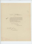 1865-06-03  Special Order 275 honorably discharging Captain Frederick C. Low