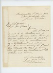 1865-06-06   Colonel Shepherd notifies Adjutant General Hosdson that the regiment is not to be mustered out yet
