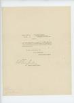 1865-06-10  Special Order 294 discharging Private Elisha James, Jr. from Company L