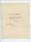 1865-06-13  Special Order 301 discharging Private Harry G. Morton of Company E from service