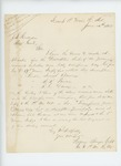 1865-06-18  Captain Hudson Sawyer corrects the descriptive lists for Isaiah Barnes, A.R. Pierce, and R. C. Davis