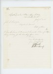 1865-07-08  Lieutenant Colonel Zemro A. Smith transmits the June 1865 monthly return