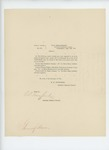 1865-07-17  Special Order 375 discharging Isaac Southard, Eugene Hinkley, and Arthur D. Chase from service