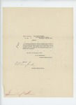 1865-07-28  Special Order 404 honorably discharging Lieutenant Stephen G. Waldron from service