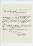 1865-09-04  Drew & Greely request two certificates of death of John Nason