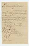 1865-09-08  Ann Keef of Nova Scotia requests information about her son William of Company K