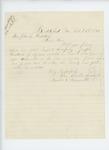 1865-10-21  Mason Weymouth inquires about Joseph Goodwin of Lyman