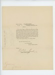 1866-02-23  Special Order 83 discharging Private James S. Floyd from prison in Fort Jefferson and from service