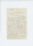 1861-05-22 E.G. Brett requests commission for his friend Samuel W. Hoskins by E. G. Brett