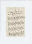 1861-06-06  John C. Godfrey recommends Appleton as Major or Adjutant in 6th Maine Volunteers
